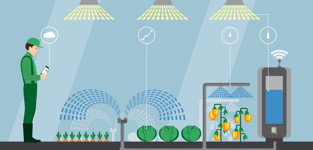Know How Internet Of Things (IoT) Is Revolutionizing Agriculture And Irrigation Making It Easier Than Ever Before