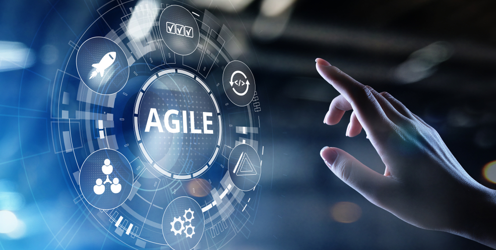 agile transforming banking & finance industry